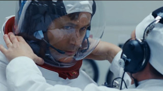 Първи поглед към Райън Гослинг като Нийл Армстронг