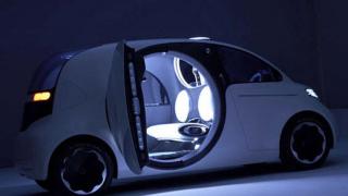 Когато VW срещна Apple се получи iCar