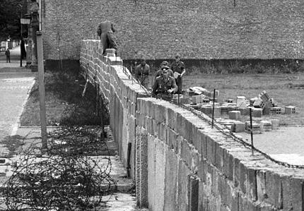 25 години от събарянето на Берлинската стена