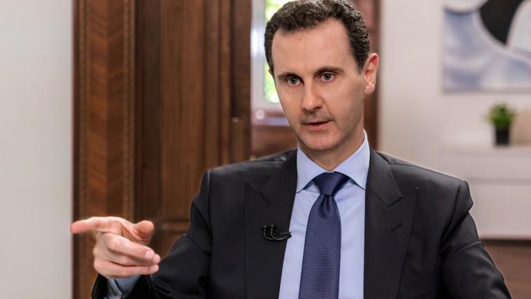Асад даде всеобща амнистия на дезертьорите