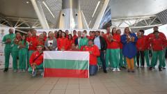 България изпрати своите спортни таланти за Игрите в Аржентина