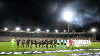Манчестър Юнайтед продължава да гази в Лига Европа, вкара 5 на ЛАСК като гост