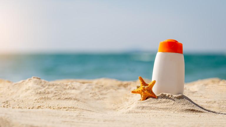 Как слънцезащитният крем предпазва кожата