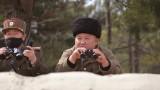 Ким Чен-ун ръководи военни учения, не ползва защитна екипировка за коронавируса