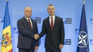 Молдова няма да се присъединява към НАТО
