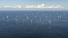 Вятърът за пръв път съставлява повече от половината електроенергия във Великобритания