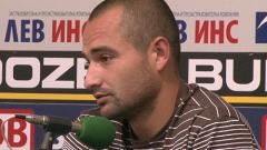 Явор Въндев и Ванчо Траянов в Брестник