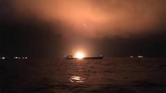 Няма шанс за оцелели моряци при пожара край Керченския пролив
