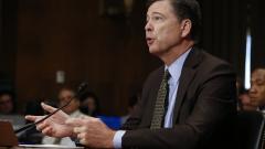 Коми потвърди, че Тръмп му е оказвал натиск да спре разследването на руската афера