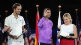 Рафаел Надал след триумфа на US Open 2019: В такива мачове трябва да имаш и късмет
