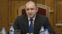 Румен Радев: Управляващите избягаха от диалога за изборния процес