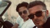Гръцкото лято на семейство Бекъм