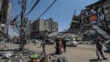 ООН: Израелските удари върху Газа може да са военни престъпления