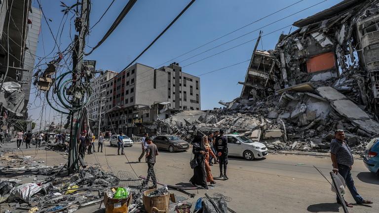 ООН отпуска на Газа 4,5 милиона долара за възстановяване