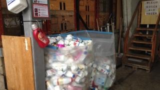 От Столична община събират опасни отпадъци