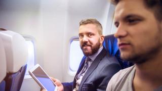 Кажи ми къде седиш в самолета, за да ти кажа какъв си