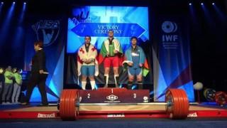 Второ злато за България на Световното първенство по вдигане на тежести за юноши до 17 години