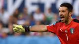 Буфон: Върнах се в националния отбор заради Астори