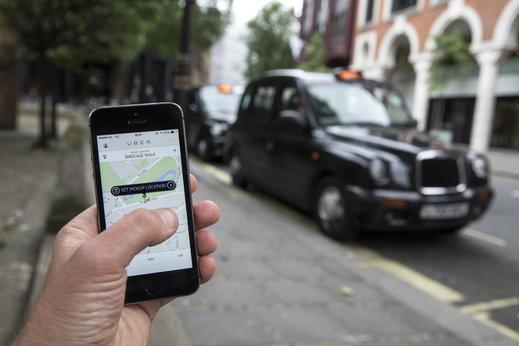 Не се знае кой ще контролира новата таксиметрова услуга Uber