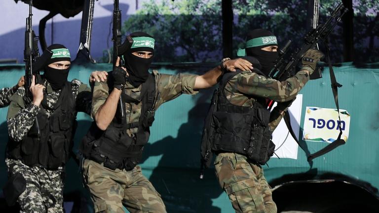 Хамас заплаши с война, ако Израел анексира Западния бряг