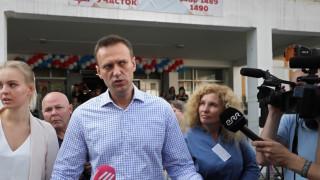Навални обвини Кремъл в истерия с масовите набези срещу опозицията