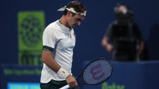 Федерер сензационно отпадна на старта в Женева
