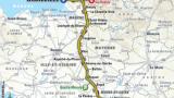 Третият етап от Тур дьо Франс е дълъг и равен