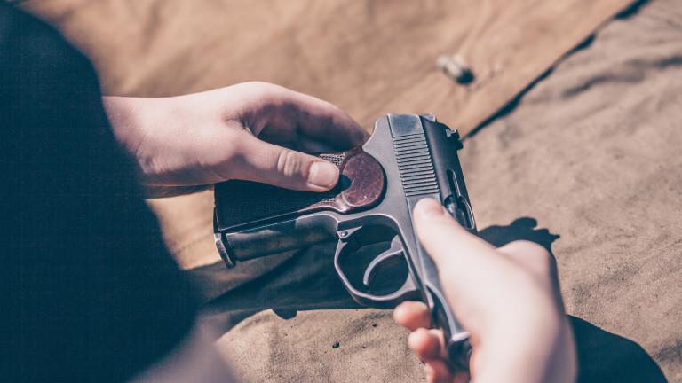 """Намериха """"Макаров"""" със заличени номера при наркоакция в Сливен"""