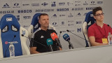 Стойчо Младенов: Играчите демонстрираха отлична тактическа дисциплина през цялото време