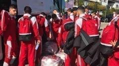 ЦСКА-София тъне в испански лукс
