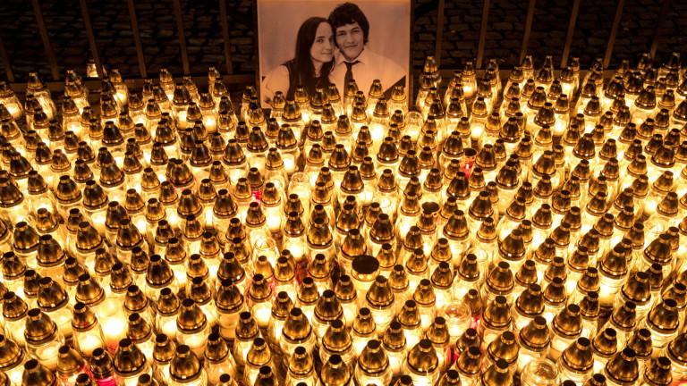 Освободиха италианците, задържани за убийството на журналиста Ян Куциак