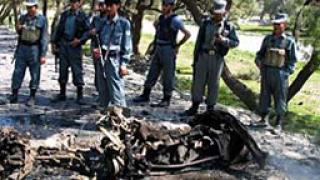 Войник на НАТО загина при експлозия в Афганистан