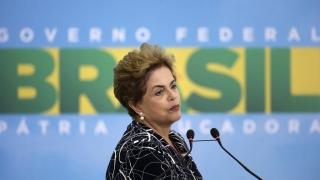 Шефът на бразилския парламент отмени процеса по импийчмънт на Дилма Русеф