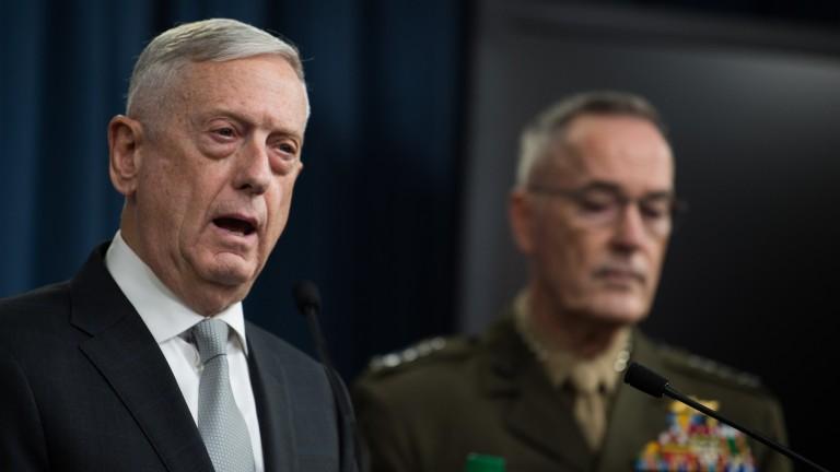 САЩ няма да изтеглят войниците си от Сирия и планират