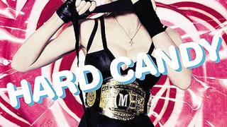 """Мадона провокира от обложката на новия си албум """"Hard Candy"""""""