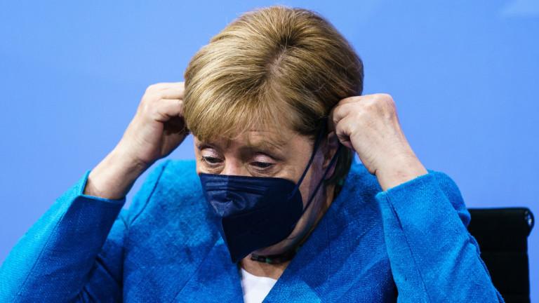 Меркел с пенсия от 15 000 евро