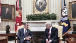 Лавров не бил обсъждал уволнението на шефа на ФБР с Тръмп