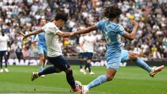 Тотнъм тресна Манчестър Сити на старта във Висшата лига