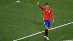 Три гола на Алваро Мората по време на Европейското го пращат в историята