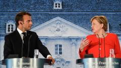 Макрон и Меркел договориха общ бюджет на еврозоната и ограничаване на имиграцията