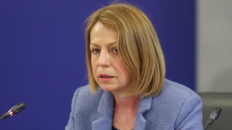 И пред Тимерманс Фандъкова се оплака от малкото пари в Плана за София