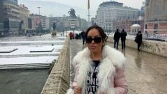 Скопие посрещна Ивана като голяма звезда