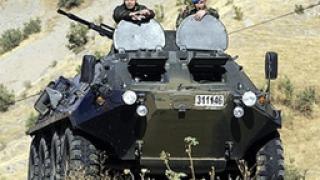 Турски F-16 бомбардират кюрдски позиции в Ирак
