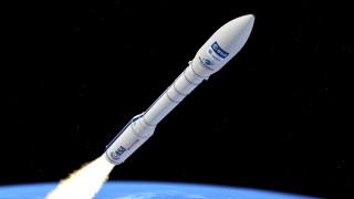 """Провал на 15-тата мисия с европейска ракета """"Вега"""""""