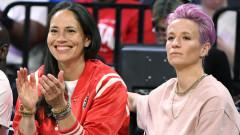 Две от най-добрите спортистки в света се сгодиха