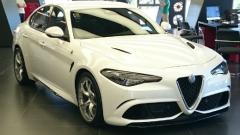 Alfa Romeo Giulia дебютира във Франкфурт