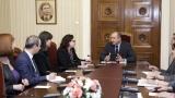 Радев обсъди румънския антикорупционен модел с топ прокурора Кьовеши
