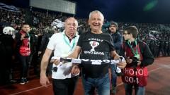 Чавдар Цветков: Акрапович пак е гледал друг мач