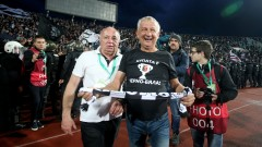 Чавдар Цветков: Локомотив (Пловдив) няма да взима Бакалов и Георги Илиев