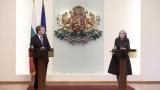 Маргарита Попова скастри Плевнелиев за преотстъпени правомощия